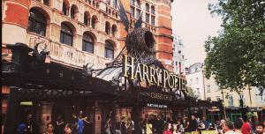 「ハリーポッターと呪いの子」ロンドン公演のチケットが意外と簡単に手に入った話