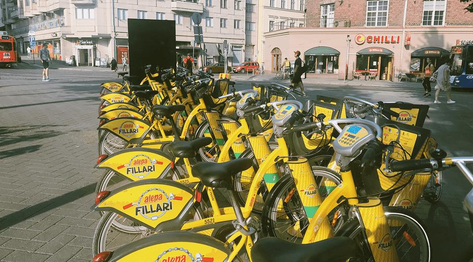 ちょっと迷った、ヘルシンキの公共自転車「シティバイク」の使い方【2019年最新版】