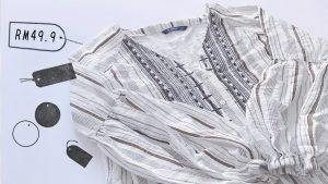 マレーシアで服を安く買うには?KLで【1万円でどれだけ服を買えるか】やってみました